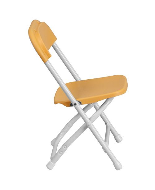 Cool Flash Furniture Kids Yellow Plastic Folding Chair Reviews Andrewgaddart Wooden Chair Designs For Living Room Andrewgaddartcom