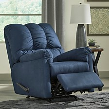 Flash Furniture Signature Design By Ashley Raulo Rocker Recliner
