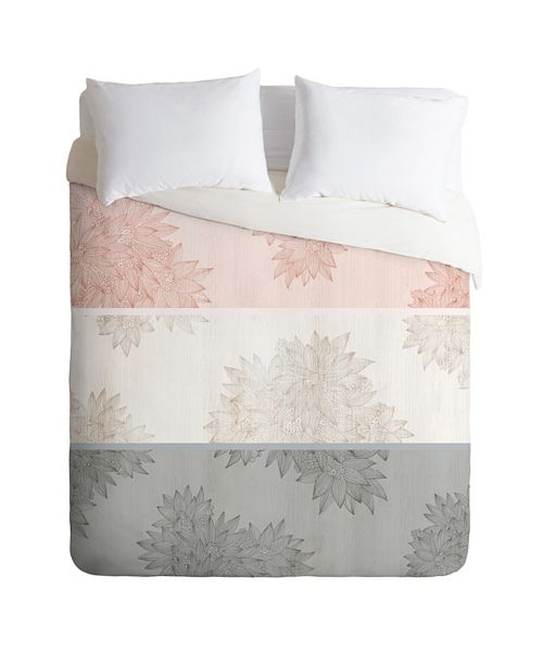 Deny Designs Iveta Abolina Beach Day King Duvet Set