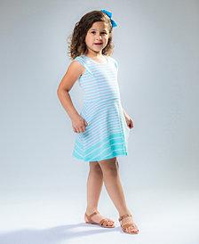 ROSIR Classic Knit A-Line Mini Dress
