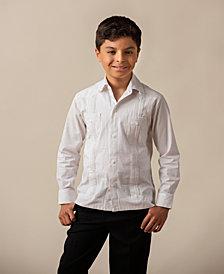 ROSIR Long-Sleeve Untuceked Shirt