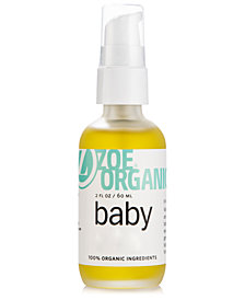 Zoe Organics Baby Oil, 2 fl. oz.