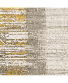 "Surya Jax JAX-5013 Mustard 18"" Square Swatch"
