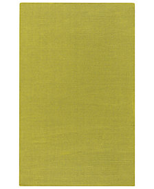 Surya Mystique M-337 Lime 6' x 9' Area Rug