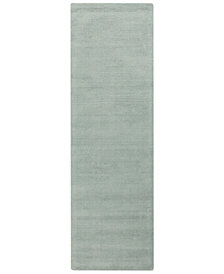 "Surya Mystique M-5328 Sage 2'6"" x 8' Area Rug"