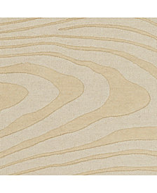 "Surya Mystique M-5464 Cream 18"" Square Swatch"