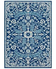 "Surya Harput HAP-1068 Blue 7'10"" x 10'3"" Area Rug"