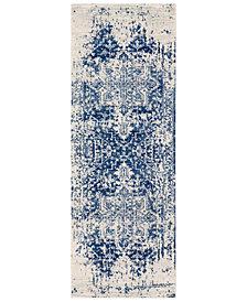 "Surya Harput HAP-1021 Dark Blue 2'7"" x 7'3"" Area Rug"