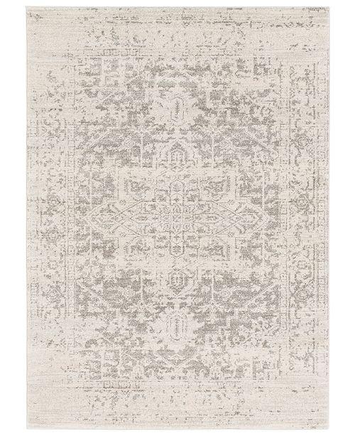 "Surya Harput HAP-1024 Gray 7'10"" x 10'3"" Area Rug"