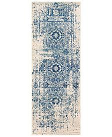 "Surya Harput HAP-1025 Dark Blue 2'7"" x 7'3"" Area Rug"