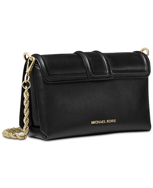 ef64967c2720 Michael Kors Padlock Chain Crossbody   Reviews - Handbags ...
