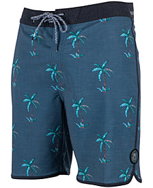 "Rip Curl Men's Palm Point Printed 19"" Board Shorts"