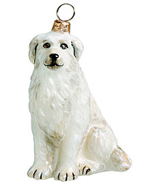 Joy To The World Great Pyrenees Mountain Dog