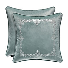 "J. Queen New York Donatella  18"" Sqaure Collection Decorative Pillow"