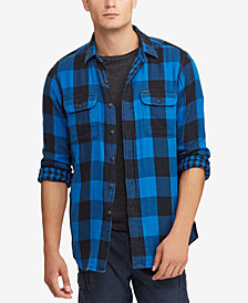 Polo Ralph Lauren Men's Great Outdoors Classic Fit Checked Shirt