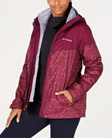 Columbia Loon Ledge™ Interchange Hooded Coat
