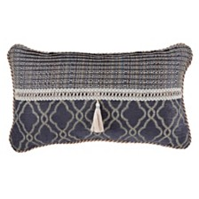 Croscill Finnegan Boudoir Pillow 20x12