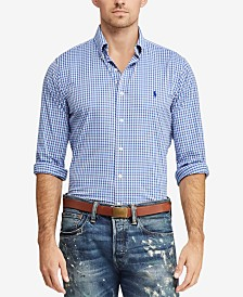Polo Ralph Lauren Men's Classic Fit Performance Twill Shirt