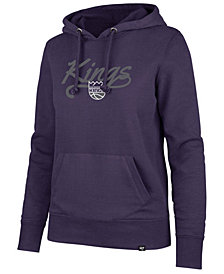 '47 Brand Women's Sacramento Kings Clean Sweep Headline Hoodie