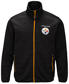 G-III Sports Men's Pittsburgh Steelers High Jump Jacket