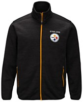 G-III Sports Men s Pittsburgh Steelers High Jump Jacket 786945902