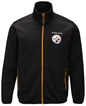 c636bb87b G-III Sports Men s Pittsburgh Steelers High Jump Jacket