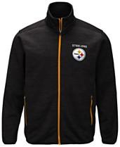 G-III Sports Men s Pittsburgh Steelers High Jump Jacket dfbb19ef0