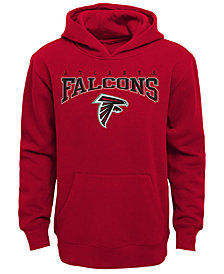 Outerstuff Atlanta Falcons Fleece Hoodie, Big Boys (8-20)