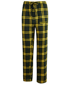 Concepts Sport Men's Oregon Ducks Homestretch Flannel Pajama Pants