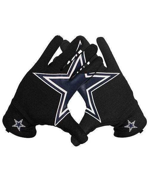 Nike Dallas Cowboys Fan Gloves - Sports Fan Shop By Lids - Men - Macy s d7a03c54f