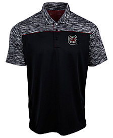 Antigua Men's South Carolina Gamecocks Final Play Polo