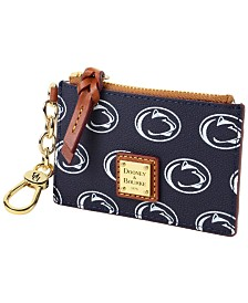 Dooney & Bourke Penn State Nittany Lions Zip Top Card Case