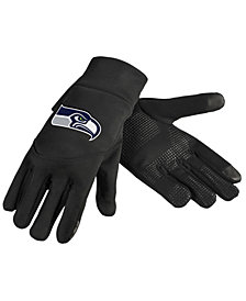 Forever Collectibles Seattle Seahawks Neoprene Texting Gloves