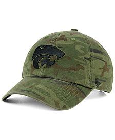 '47 Brand Kansas State Wildcats Regiment CLEAN UP Strapback Cap