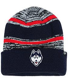 Zephyr Connecticut Huskies Slush Cuff Knit Hat