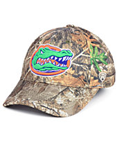 new product f5d03 99851 ... ncaa adjustable route mesh trucker hat cap curved bill clothing b88f2  8dd32  shopping top of the world florida gators berma camo flex fitted cap  20792 ...