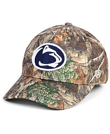 Top of the World Penn State Nittany Lions Berma Camo Flex Fitted Cap