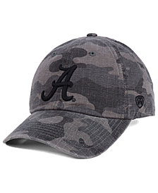 Top of the World Alabama Crimson Tide Woodland Knight Strapback Cap