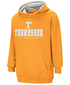 Colosseum Tennessee Volunteers Pullover Hooded Sweatshirt, Big Boys (8-20)