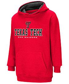 Colosseum Texas Tech Red Raiders Pullover Hooded Sweatshirt, Big Boys (8-20)