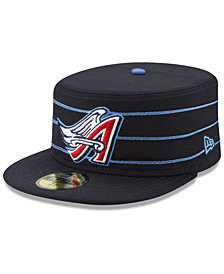 New Era Los Angeles Angels Pillbox 59FIFTY-FITTED Cap