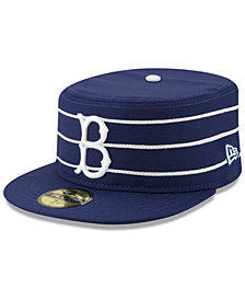 New Era Brooklyn Dodgers Pillbox 59FIFTY-FITTED Cap