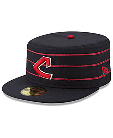 New Era Cleveland Indians Pillbox 59FIFTY-FITTED Cap
