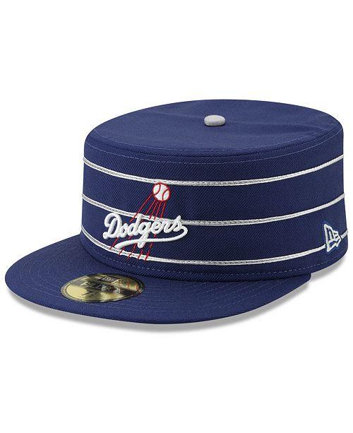 89bfa7f866b New Era Los Angeles Dodgers Pillbox 59FIFTY-FITTED Cap - Sports Fan ...