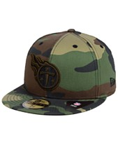 best website d2adc b9565 New Era Tennessee Titans Woodland Prism Pack 59FIFTY-FITTED Cap