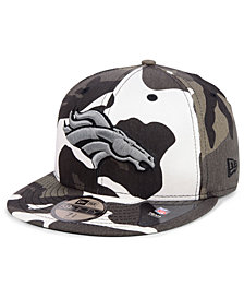New Era Denver Broncos Urban Prism Pack 59FIFTY-FITTED Cap