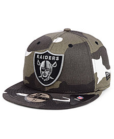 New Era Oakland Raiders Urban Prism Pack 59FIFTY-FITTED Cap