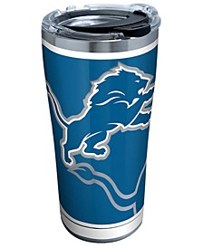 Detroit Lions 20oz Rush Stainless Steel Tumbler