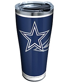 Dallas Cowboys 30oz Rush Stainless Steel Tumbler