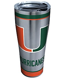 Tervis Tumbler Miami Hurricanes 30oz Tradition Stainless Steel Tumbler